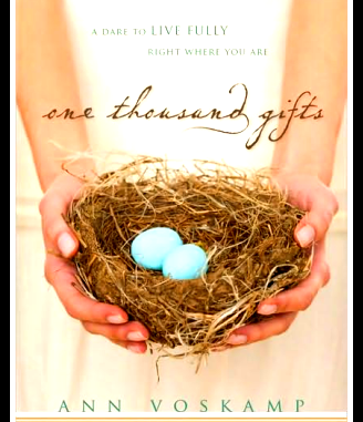 One Thousand Gifts: A Dare To Live Fully Where You Are