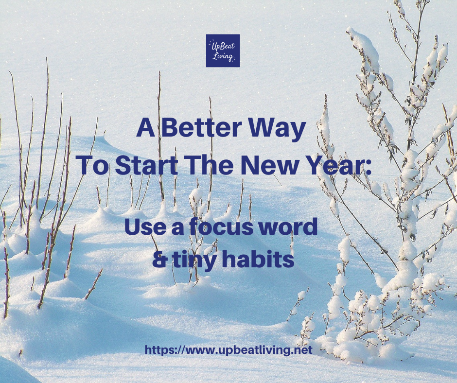 A Better Way To Start The New Year