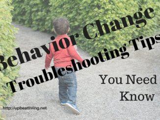 Behavior Change: Setting a Course