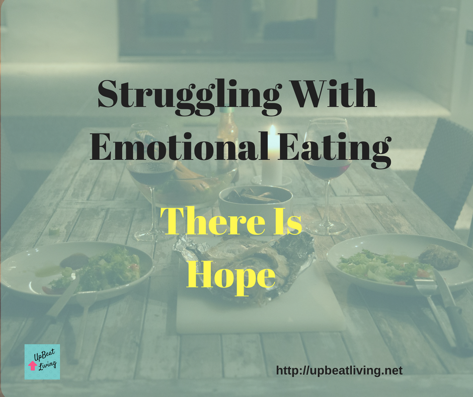 There is Hope for emotional eating.