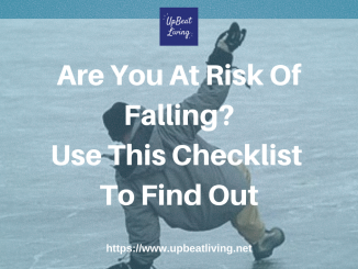 Are You At Risk Of Falling??