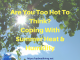 Are You Too Hot To Think? Coping With Summer Heat & Humidity