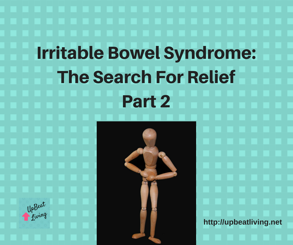 IBS: The Search For Relief Part 2