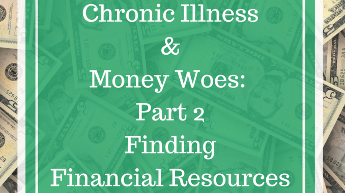 Finding Financial Resources