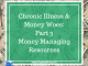 Money Managing Resources