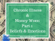 Chronic Illness & Money Woes