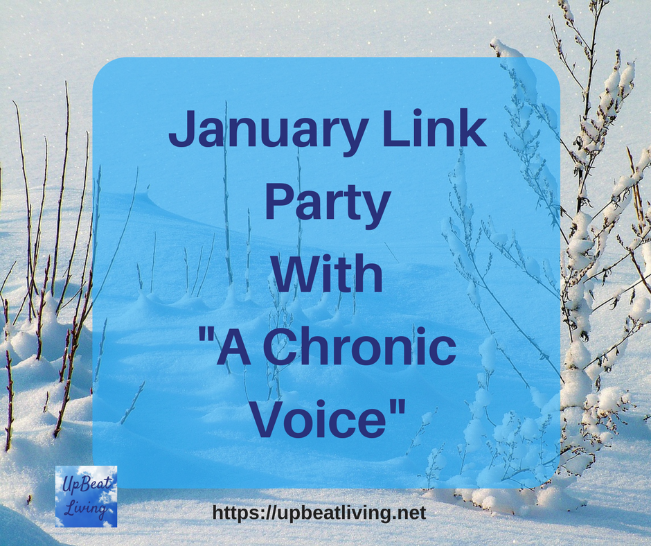 January Link Party with A Chronic Voice