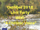 October 2018 Link Party