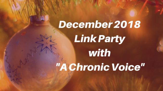 December 2018 Link Party