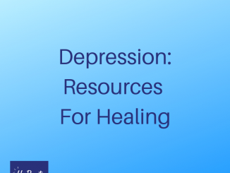 Depression Resources for Healing