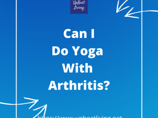Can I Do Yoga With Arthritis?
