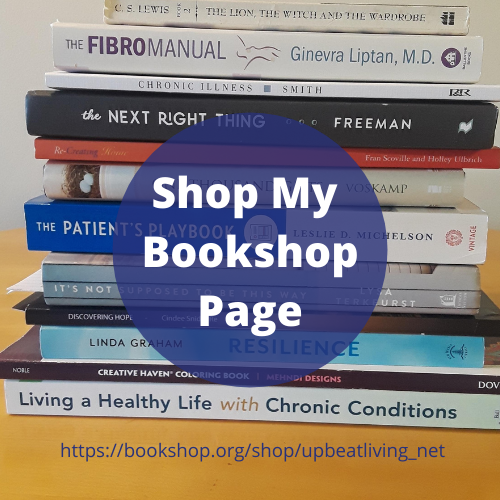 Shop My Bookshop Page