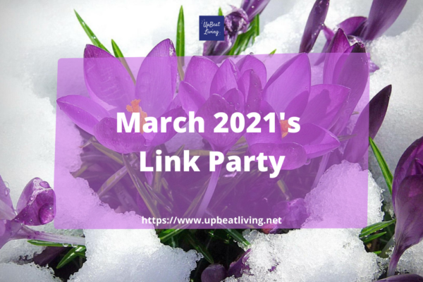 March 2021's Link Party