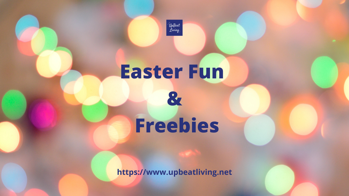 Easter Fun & Freebies